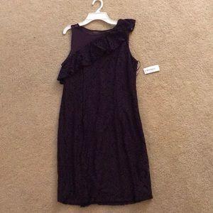 Brand New Dressbarn Plum Dress